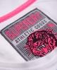 Superdry Burnout Tiger Sweat White