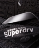 Superdry Scuba Flip Flops Dark Grey