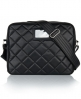 Superdry Hot Stamp Alumni Bag Black