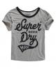 Superdry No Ho T-shirt Grey