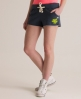 Superdry Stacker Volley Shorts Navy