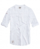 Superdry Nicks Sheer Shirt White