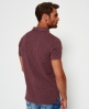 Superdry Classic Pique Polo Shirt Red