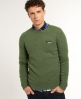 Superdry Harrow Crew Green