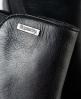 Superdry Fleur Leather Chelsea Boots  Black