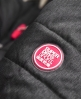 Superdry Cazadora Marl Toggle Puffer Gris