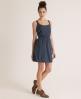 Superdry Onwa Spot Dress Navy