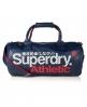 Superdry Athletic Barrel Bag Navy