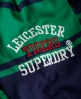Superdry Leicester Rugby shirt Navy
