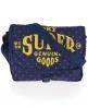 Superdry Star Haversack bag Navy