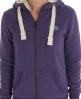 Superdry Arctic Zip Hoodie Purple