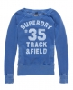 Superdry Fall Back Crew Blue