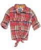Superdry Lumberjack Skater Shirt Red