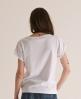 Superdry Osaka 6 Disco T-shirt White