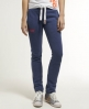 Superdry Slim Heel Pop Joggers Blue