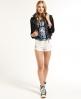 Superdry Embellished Shorts White