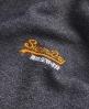 Superdry Primary Zip Hoodie Navy