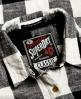 Superdry Super Slub Boyfriend Shirt White