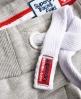 Superdry Trackster Jogginghose ohne Bündchen Grau