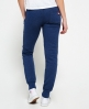 Superdry Pantalon de jogging Track & Field Bleu Marine