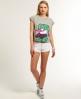 Superdry Pelican Beach T-shirt Grey