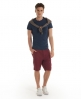 Superdry Embroidery T-shirt Blue