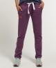 Superdry Slim Fit Heel Pop Joggers Purple