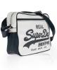 Superdry Alumni Bag White