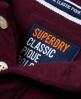 Superdry Classic Cali Pique Polo Shirt Purple