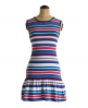 Superdry Resort Dress Blue