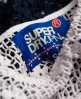 Superdry Daisy Lace Tank Top Navy