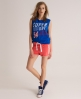 Superdry Easy Shorts Pink