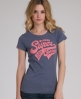 Superdry Supersonic T-shirt Blue