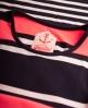 Superdry Starboard Stripe Midikleid Pink