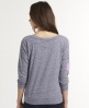 Superdry Shrunken Burnout Top Blue