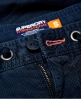 Superdry International Sun Scorched Chino Shorts Blue