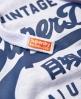 Superdry Premium Goods hættetrøje Lysegrå