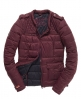 Superdry McQueen Jacket Red