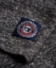Superdry Super Sewn Rugged Lace Pocket Vest Top Black