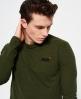 Superdry T-shirt con ricamo Superdry Vintage della linea Orange Label Verde