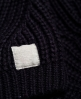 Superdry Albany Textured Knit Pullover Marineblau