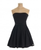 Superdry Luxe Prom Dress Black
