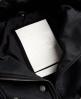 Superdry Faux Leather Renegade Biker Jacket Black