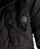 Superdry Quilted Bomber Jacket Black