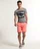 Superdry Overdye Chino Shorts Pink