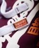 Superdry Vintage Logo Tri Colour hættetrøje Violet