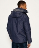 Superdry Hooded SD-Wind Yachter Jacket Navy