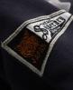 Superdry Wild Cats Raglan Crew Light Grey