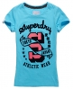 Superdry Super Simple T-shirt Blue