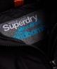 Superdry Cazadora Microfibre Windbomber Negro